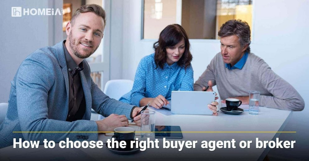 How to choose the right buyer agent or broker