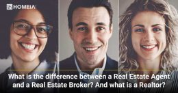 What is the difference between a Real Estate Agent and a Realtor? And what is Real Estate Broker?