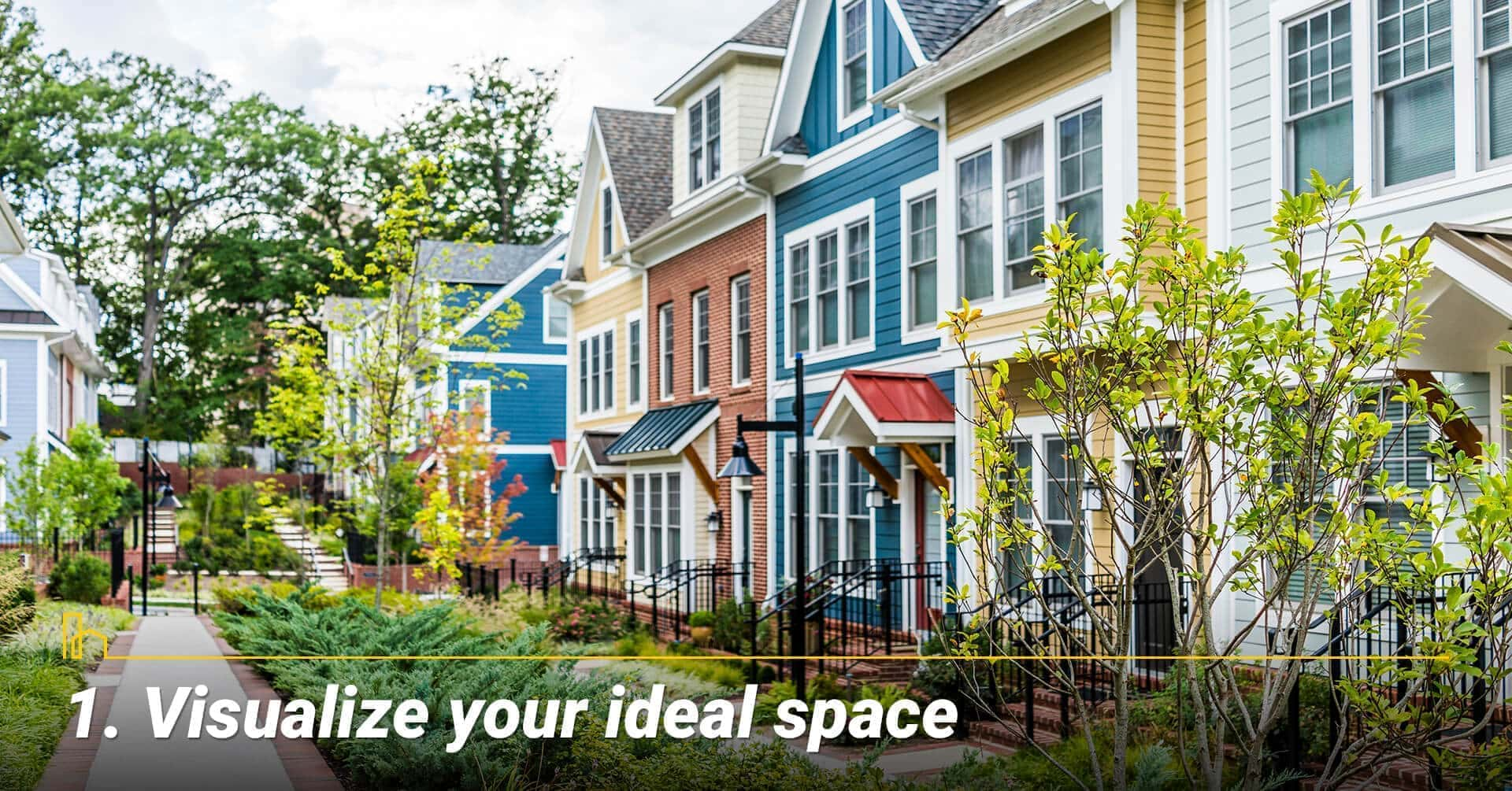 Visualize your ideal space