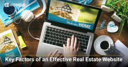 Key Factors of an Effective Real Estate Website