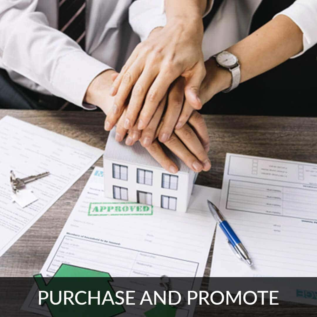 Purchase and promote