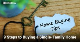 9 Important Steps to Buying a Single-Family Home