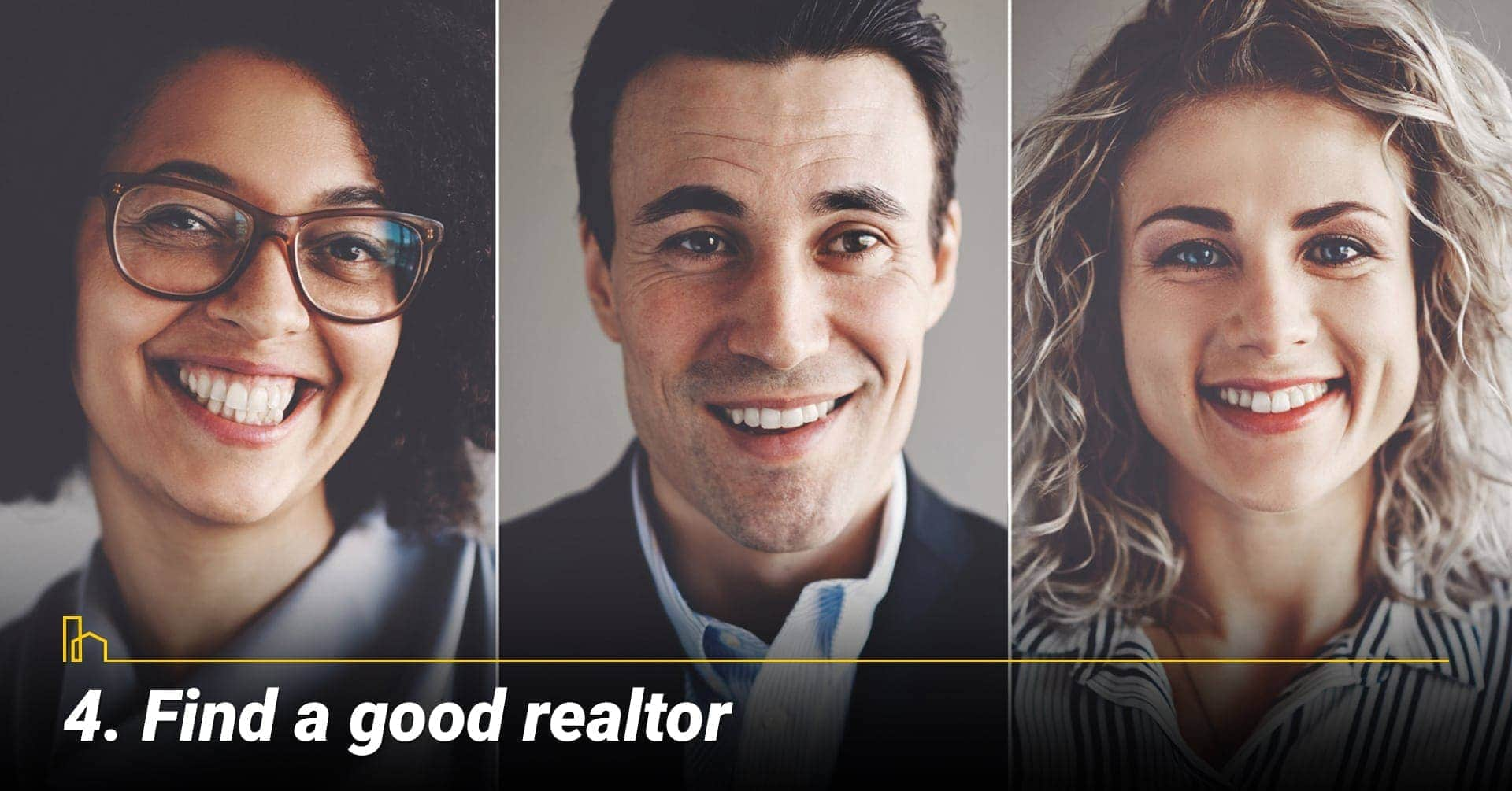 Find a good realtor