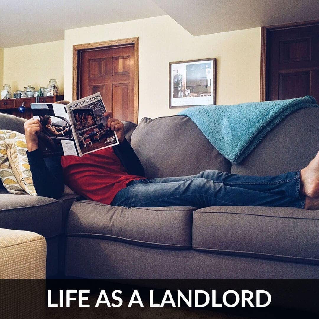 Life as a landlord