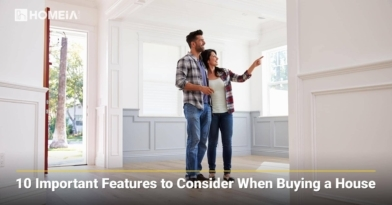 10 Important Features to Consider When Buying a House