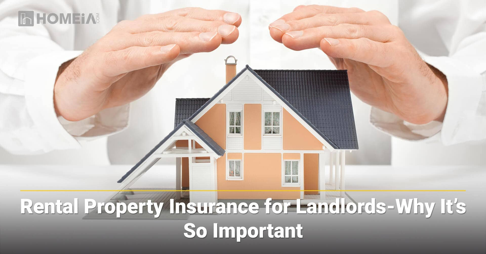 Rental Property Insurance for Landlords — Why It's So Important