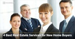 4 Best Real Estate Services for New Home Buyers