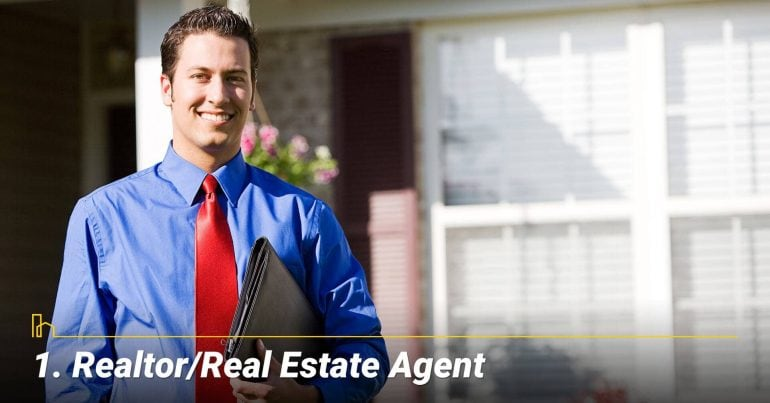 Realtor/Real Estate Agent