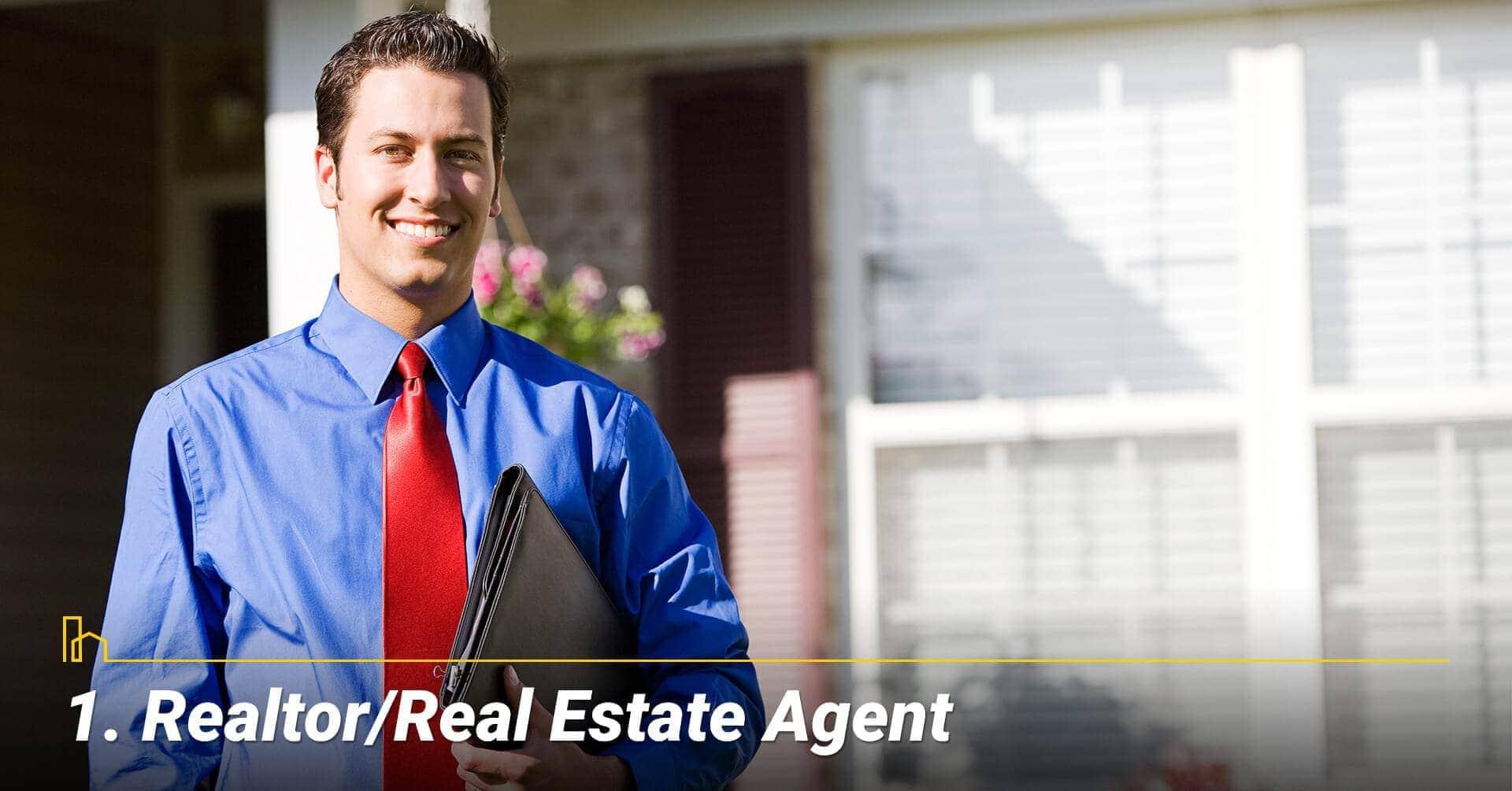 Realtor/Real Estate Agent