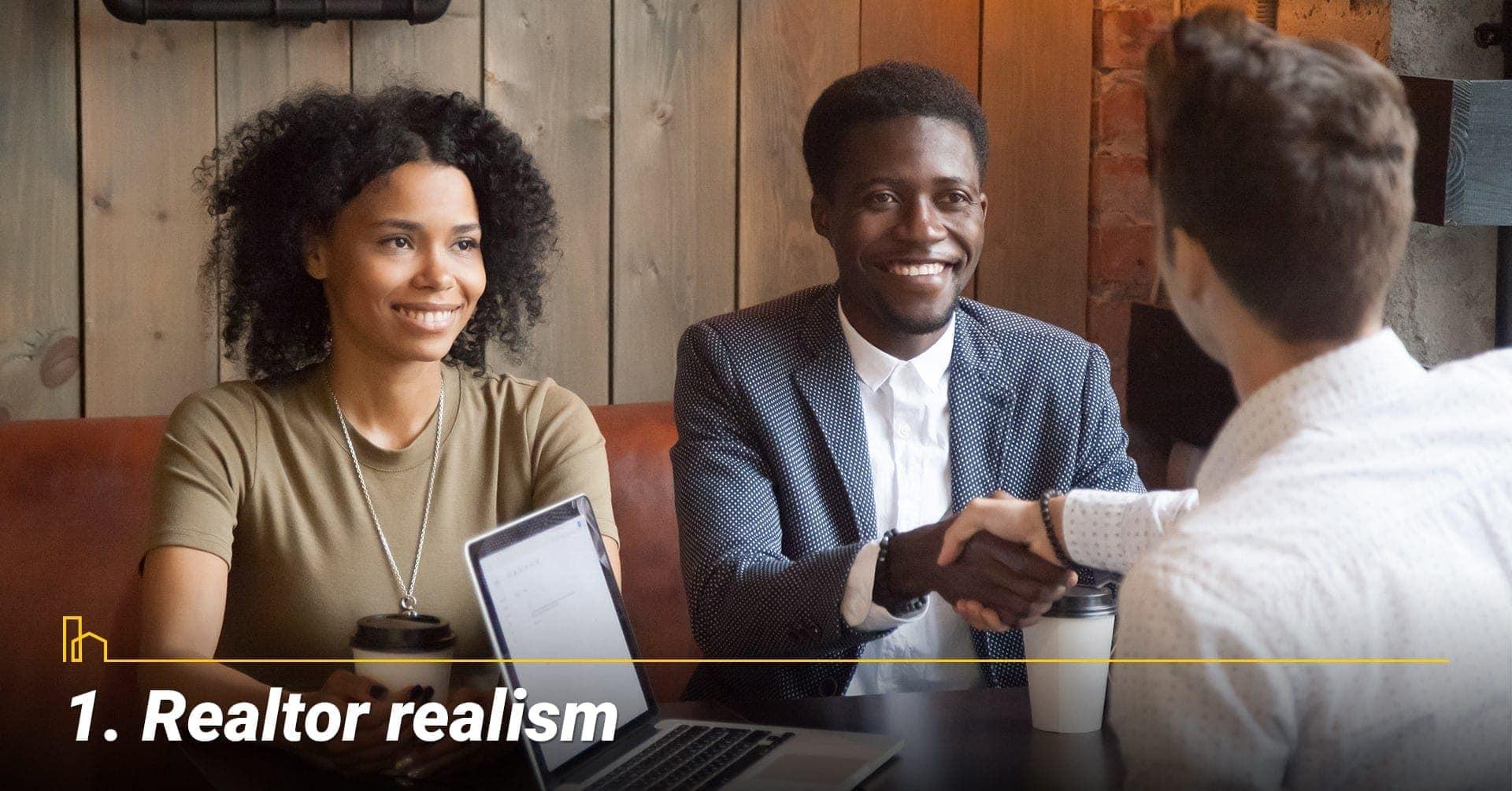Realtor realism