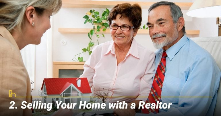 Selling Your Home with a Realtor