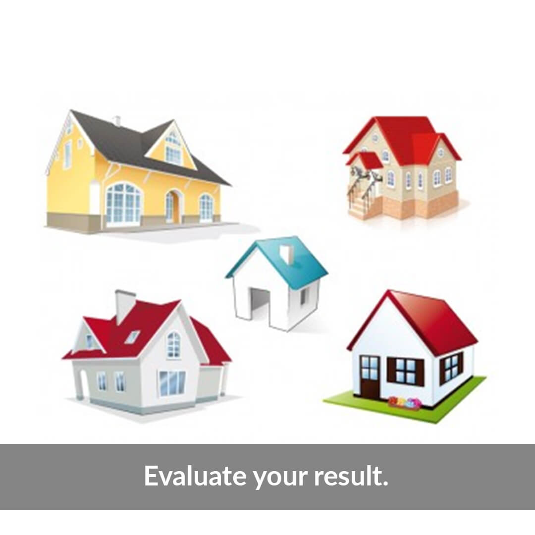 Evaluate your results