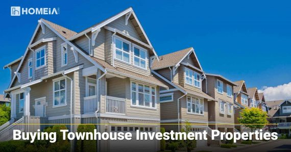 Buying Townhouse Investment Properties