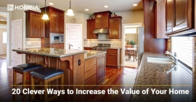 20 Clever Ways to Increase the Value of Your Home