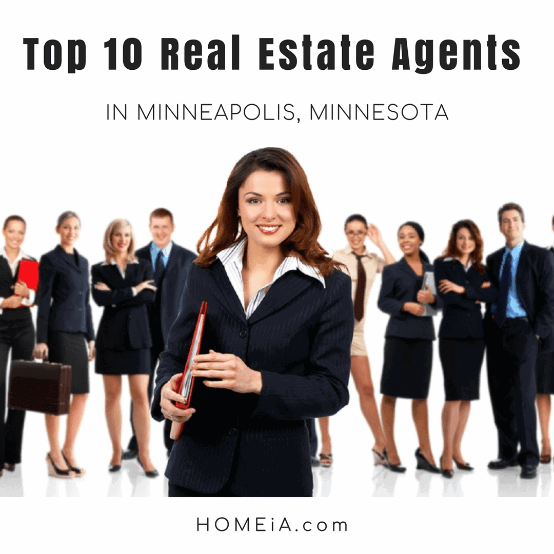 Top 10 Real Estate Agents in Minneapolis, Minnesota