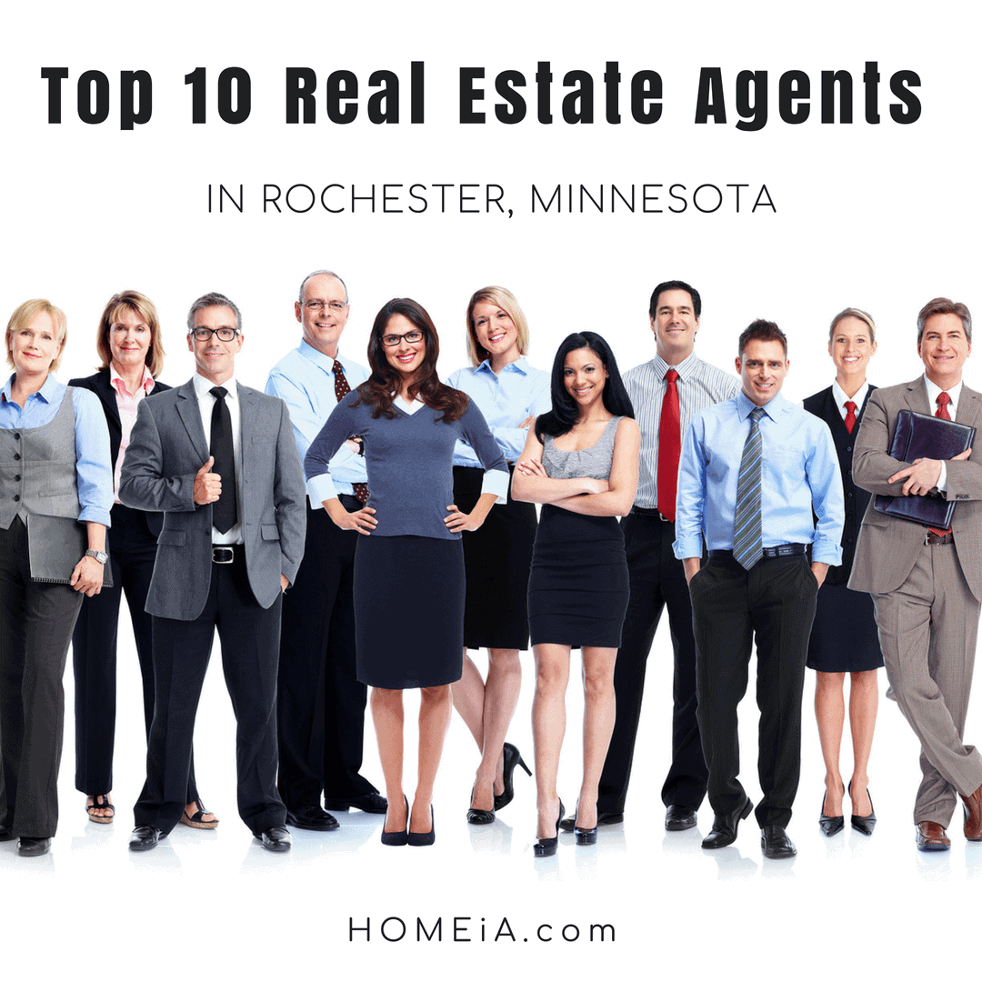 Top 10 Real Estate Agents in Rochester Minnesota