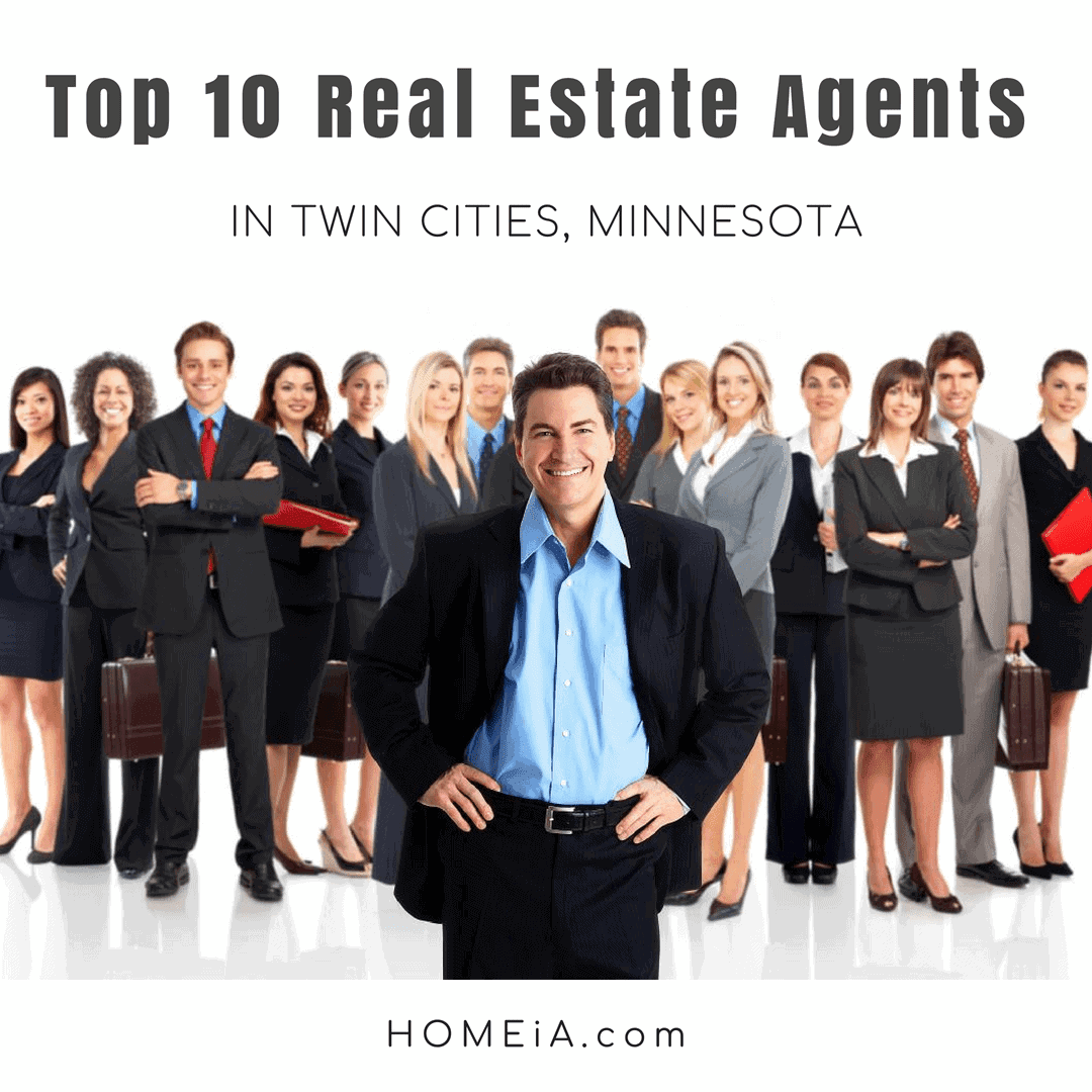 Top 10 Real Estate Agents in Twin Cities, Minnesota