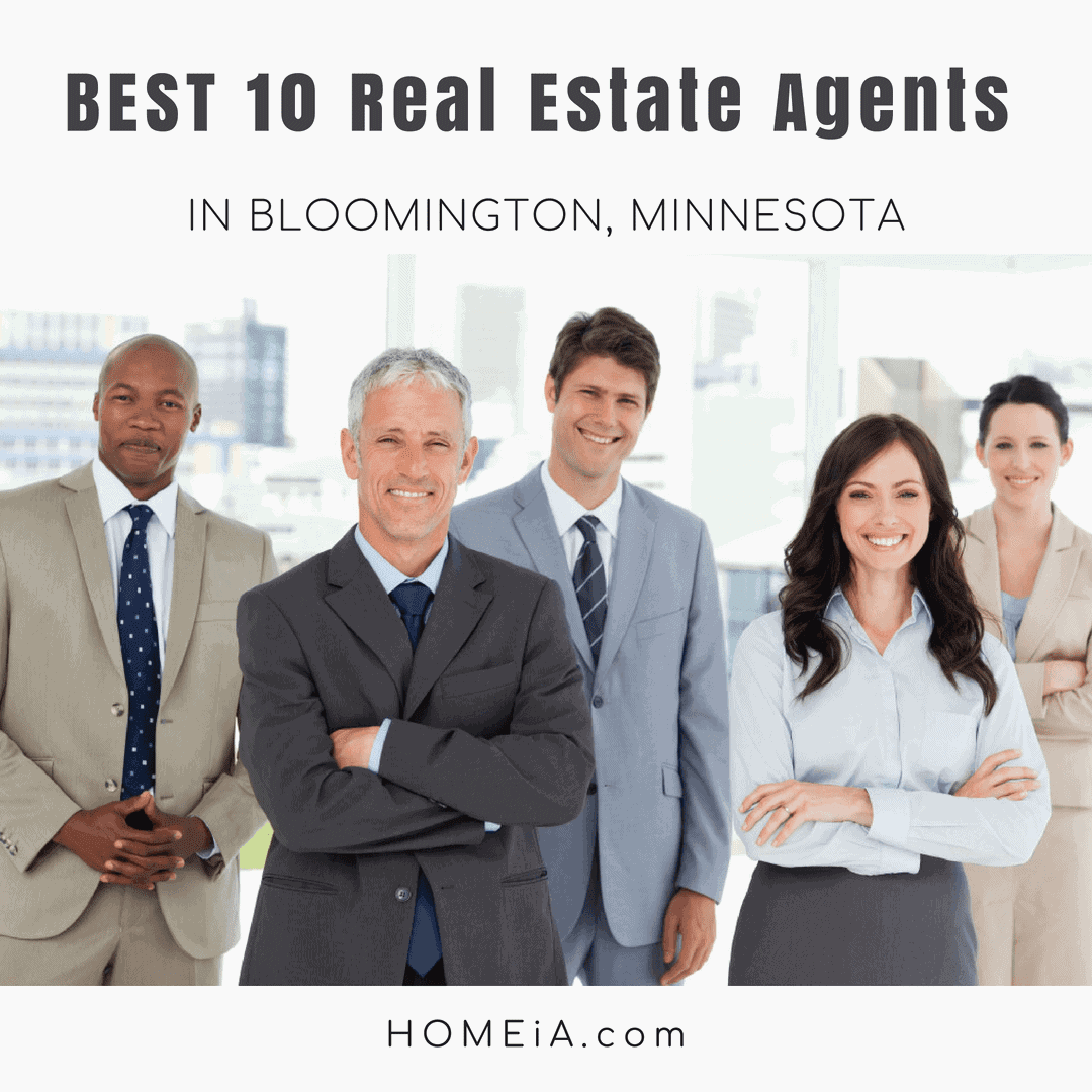 Best 10 Real Estate Agents in Bloomington, Minnesota