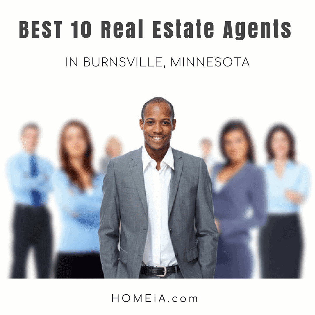 Best 10 Real Estate Agents in Burnsville, Minnesota