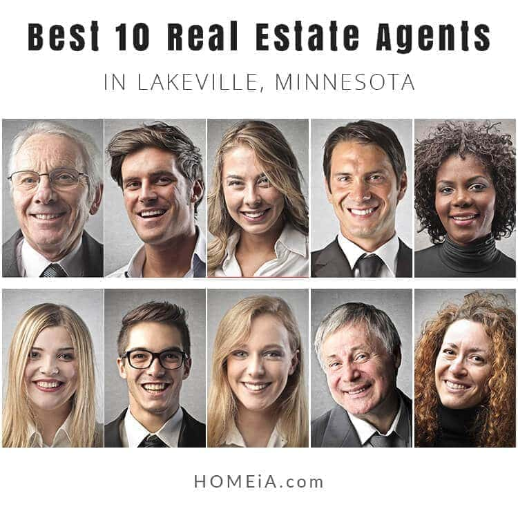 BEST 10 REAL ESTATE AGENTS IN LAKEVILLE, MINNESOTA