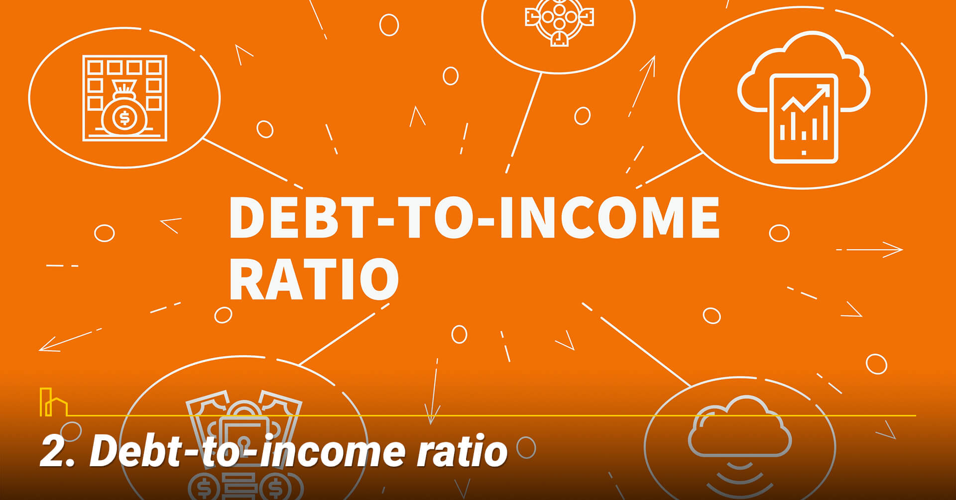 Debt-to-income ratio, know how much you owe and how much you make