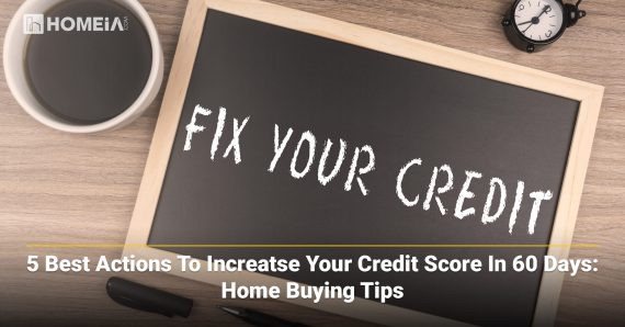 5 Best Actions to Increase Your Credit Score in 60 Days