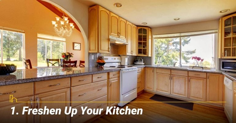 Freshen Up Your Kitchen