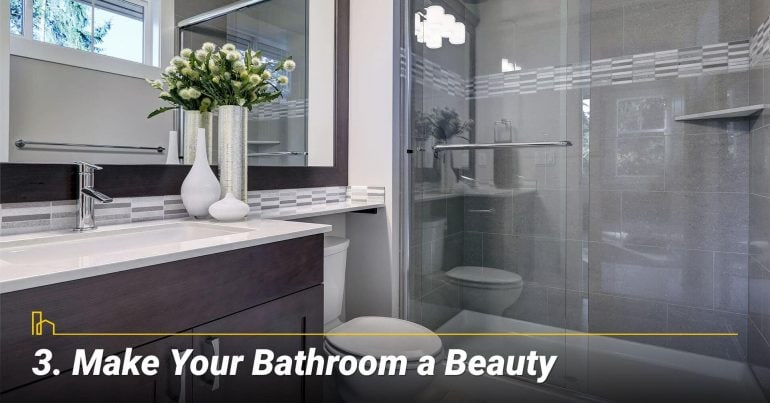 Make Your Bathroom a Beauty