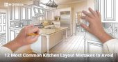 12 Common Kitchen Layout Mistakes to Avoid