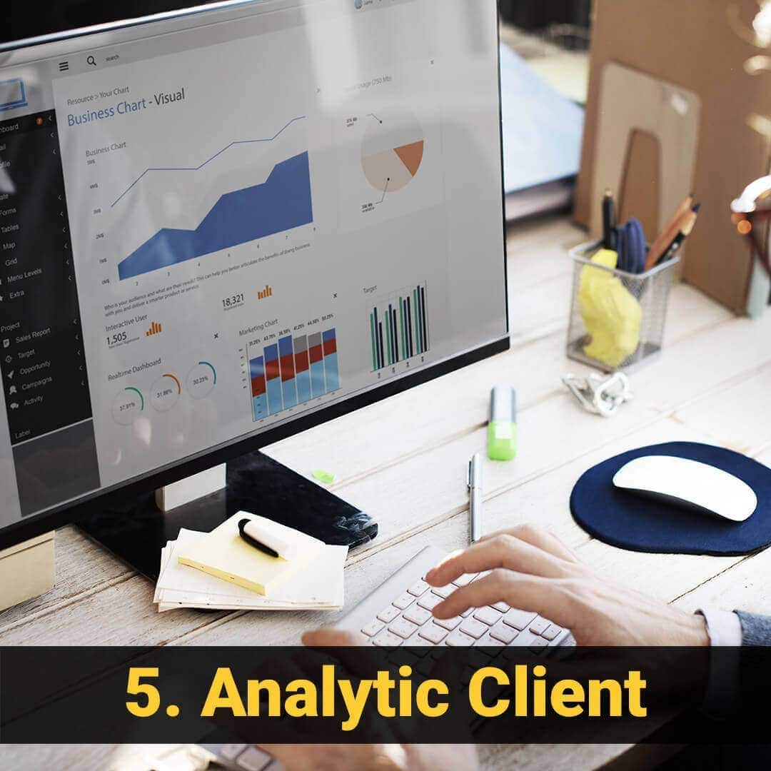 ANALYTICAL CLIENT
