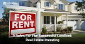 9 Rules For The Successful Landlord: Real Estate Investing
