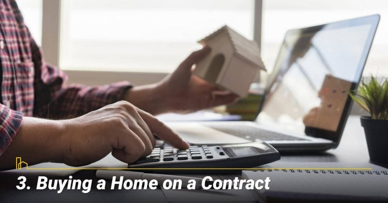 Buying a Home on a Contract