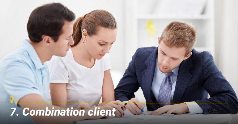 Combination client