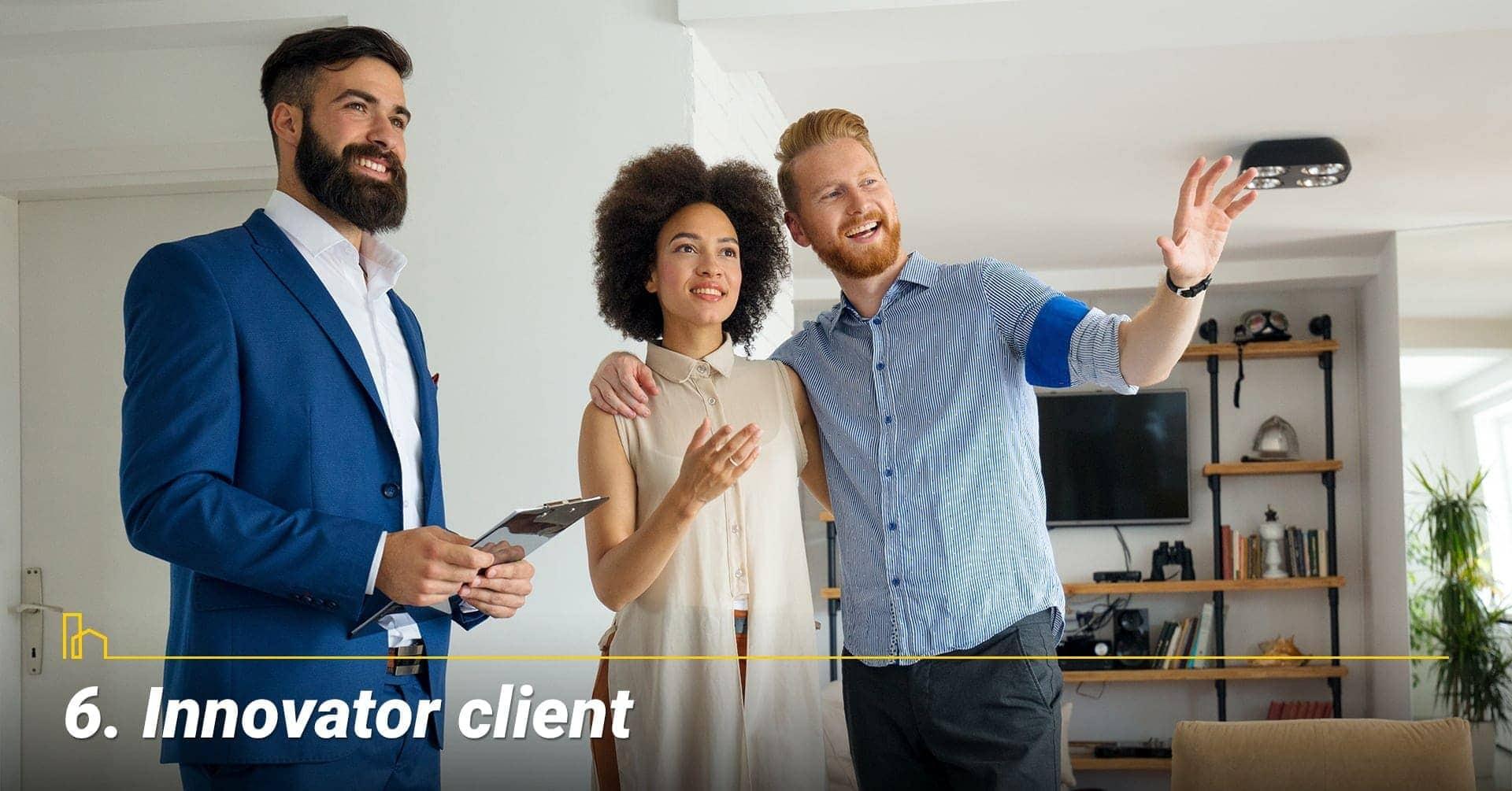 Innovator client