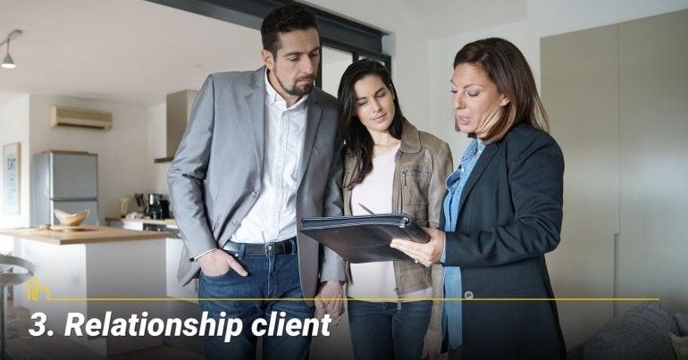 Relationship client