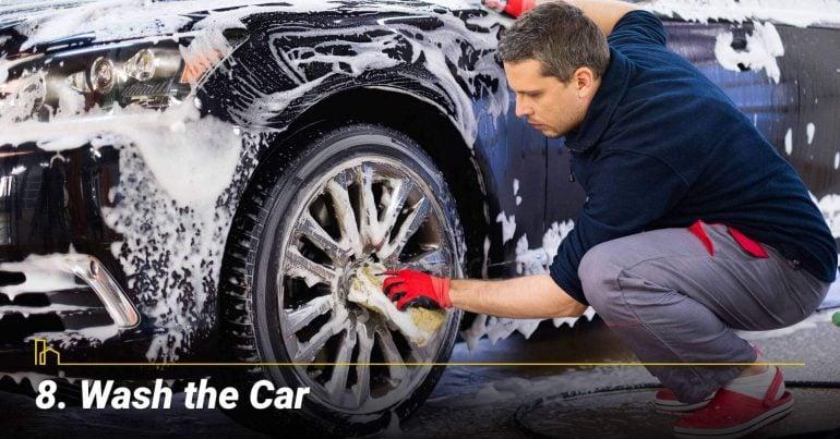 Wash the Car