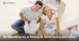 An Ultimate Guide to Moving for Home Buyers and Sellers