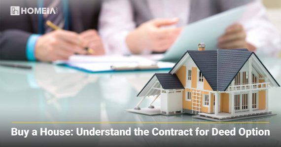 Buy a House: Understand the Contract for Deed Option
