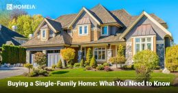 Buying a Single-Family Home: What You Need to Know