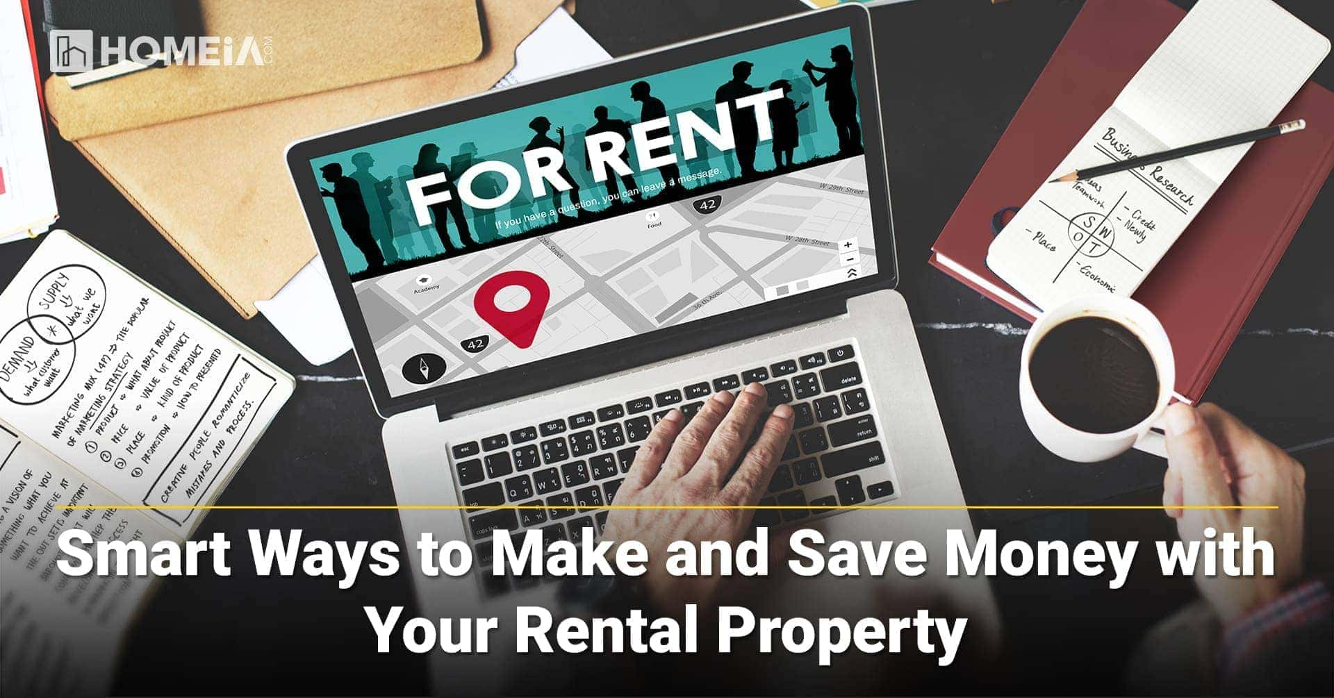 10 Smart Ways to Make and Save Money with Your Rental Property