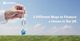 5 Different Ways to Finance a House in the UK