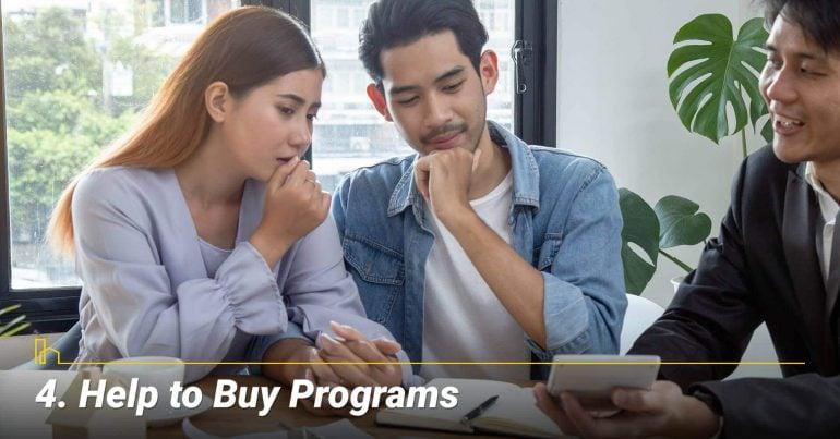 Help to Buy Programs