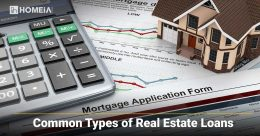 Common Types of Real Estate Loans