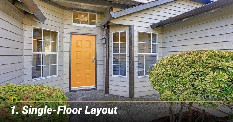 Single-Floor Layout