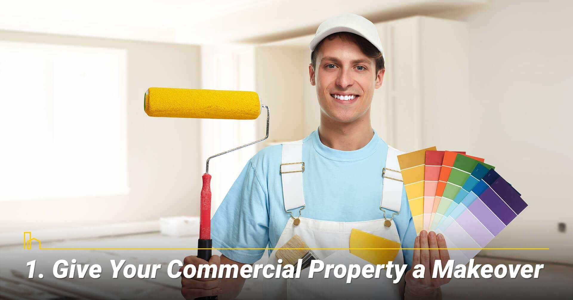 Give Your Commercial Property a Makeover, upgrade your property