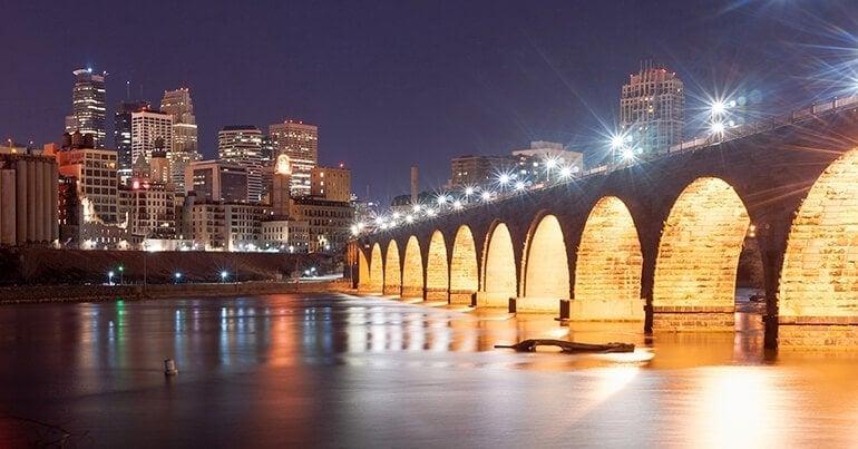The City of Neighborhoods in St. Paul, MN