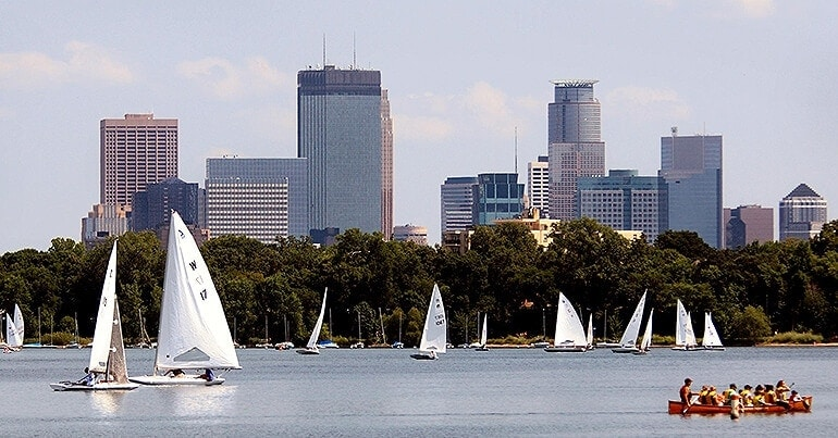 Minneapolis, MN offer many cultural center and variety of activities