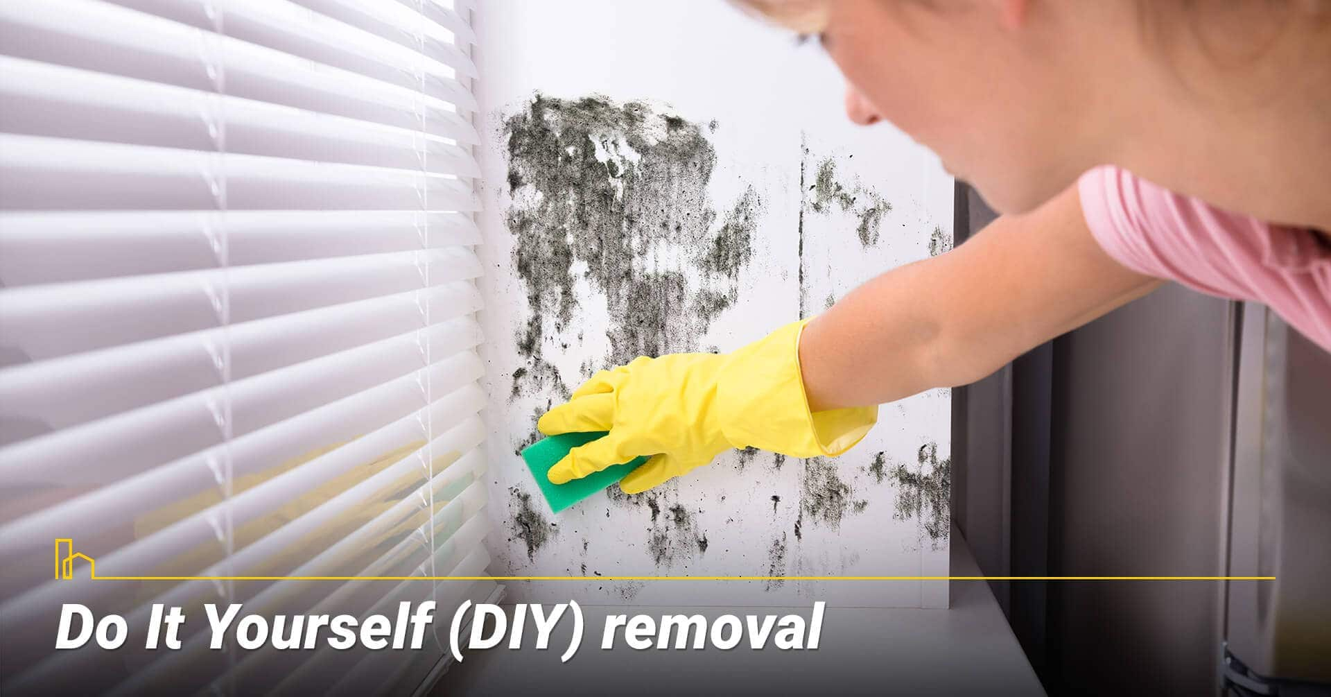 Do It Yourself (DIY) removal