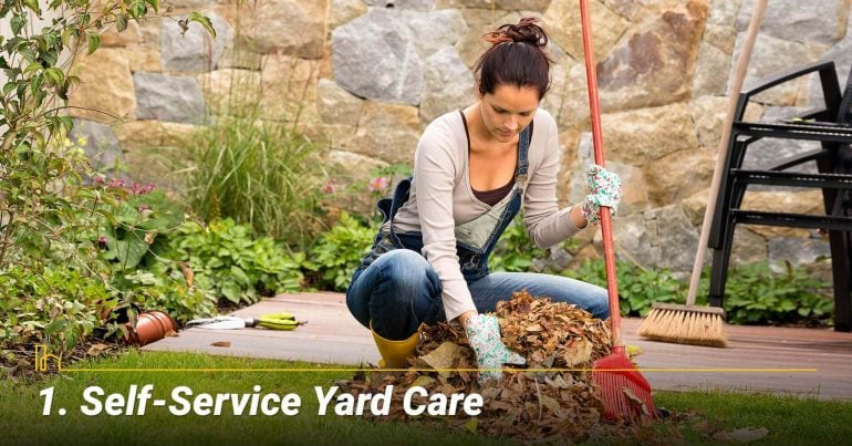 Self-Service Yard Care