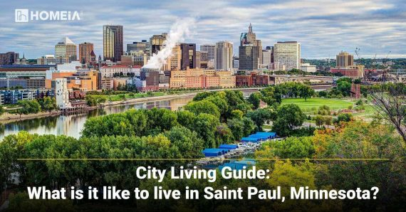 What is It Like Living in St. Paul, MN